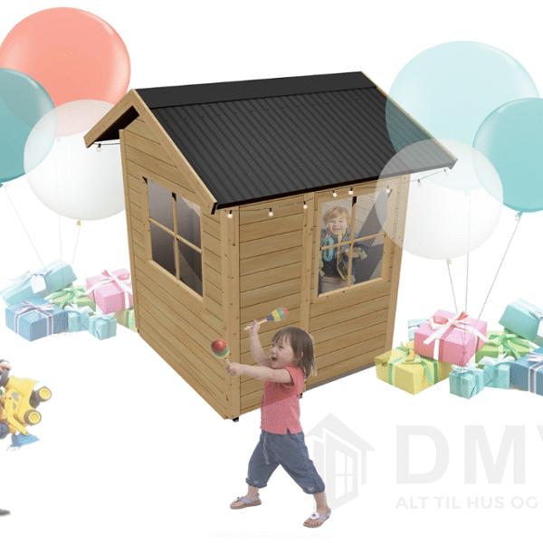 lekehuset til barn